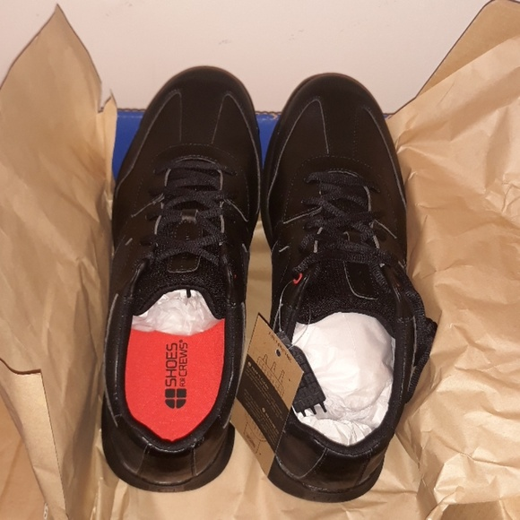 Crews Shoes | Mens Nonslip Work